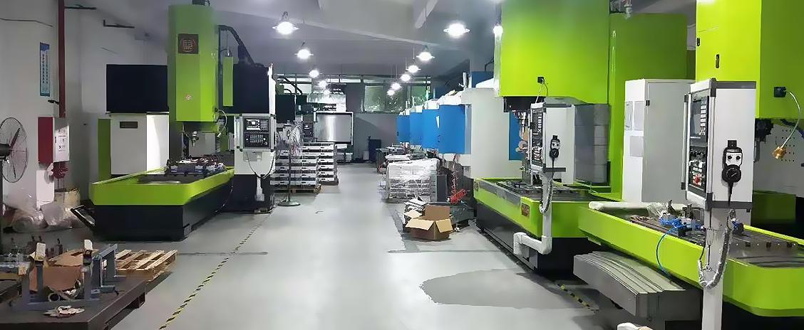 科鼎数控-三大生产工基地-搅拌摩擦焊机