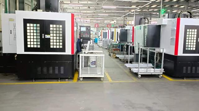 铝型材长料数控加工中心加工的注意事项