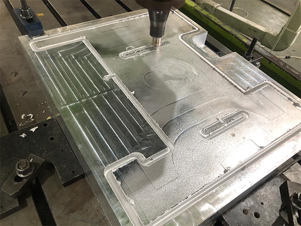 搅拌摩擦焊适用范围-科鼎数控