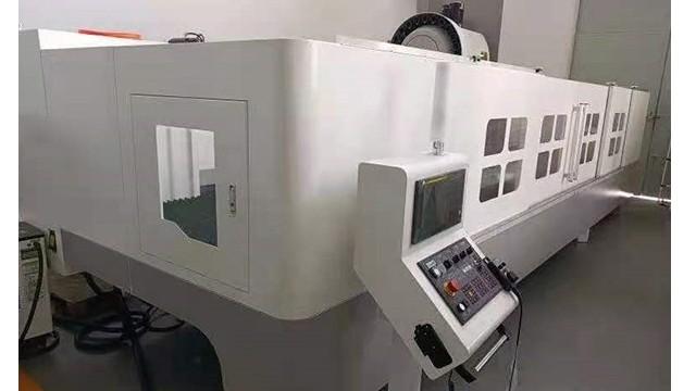 卧式加工中心设备机械讲述