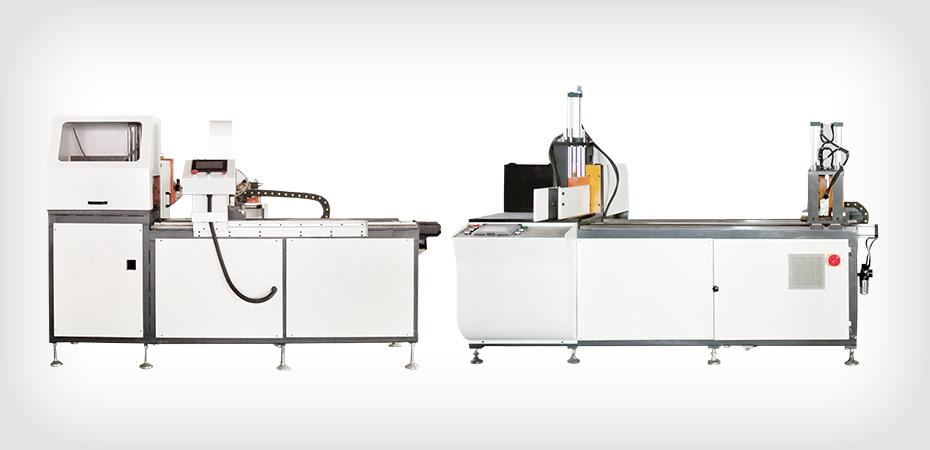 数控铝材切割机