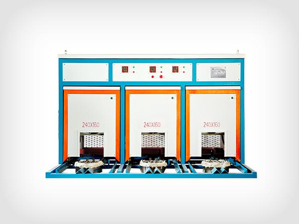 铝型材模具电磁加热炉