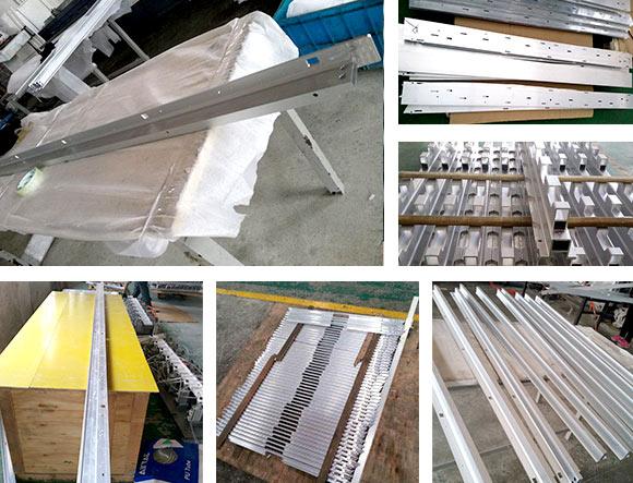光伏铝型材数控钻铣床