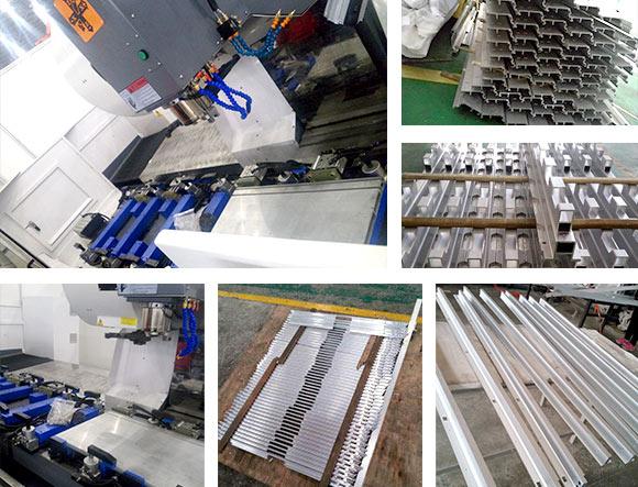 轨道交通大型铝板加工中心