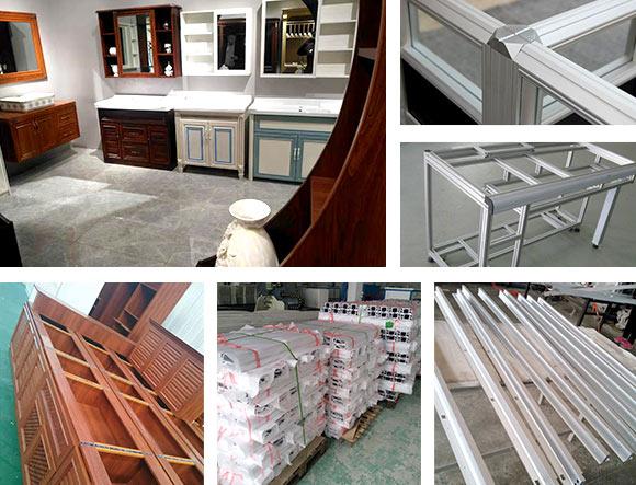 家居铝型材数控加工中心