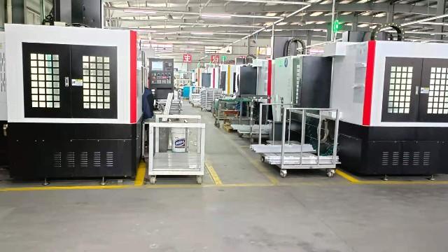 铝型材加工中心需要哪些设备?