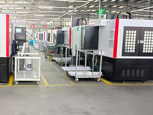 CNC加工中心的八个操作步骤