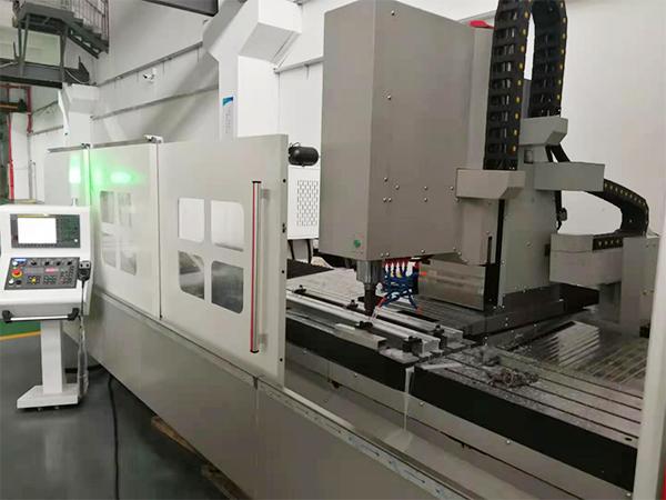 型材加工中心UG NX 9的编程步骤-科鼎数控
