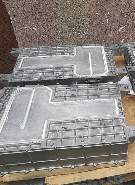 汽车电控盒搅拌摩擦焊机