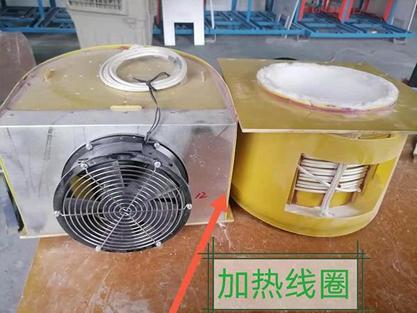 科鼎数控快速模具炉的结构(一)