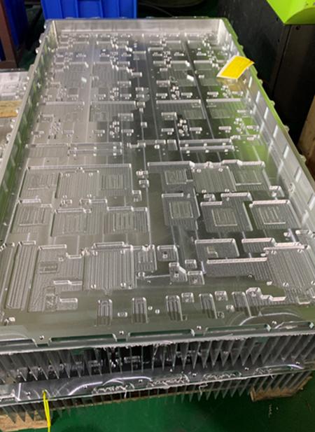工业散热器搅拌摩擦焊机