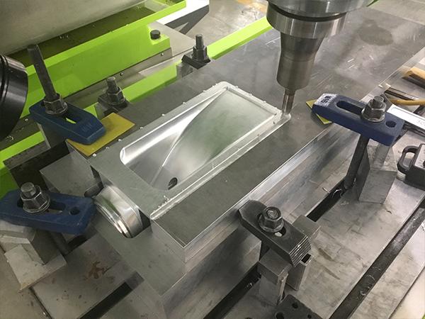 搅拌摩擦焊机风机壳