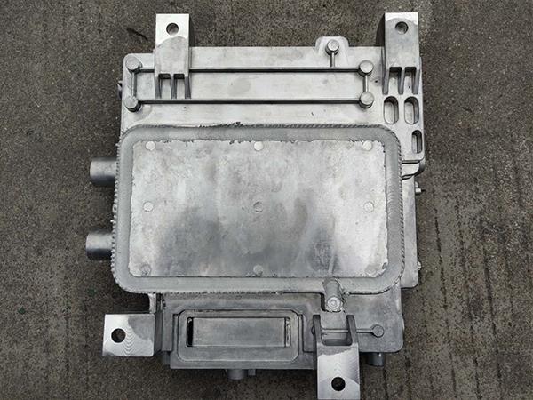 搅拌摩擦焊机水冷板
