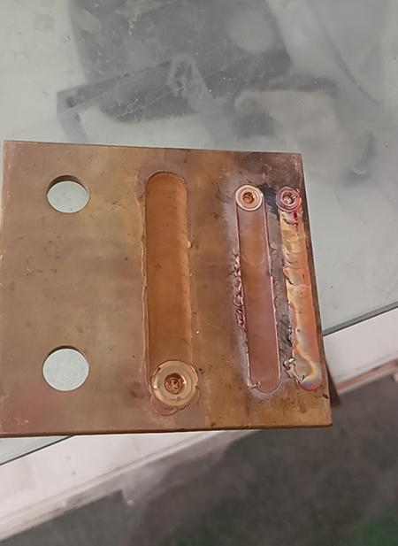 铜制品搅拌摩擦焊机