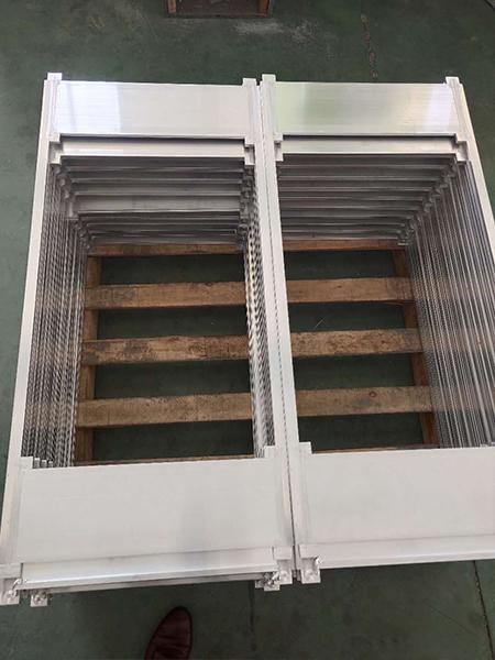 摩擦焊产品水冷板焊接成品