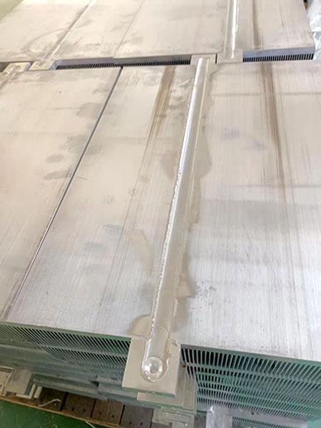 摩擦焊产品散热器焊接成品