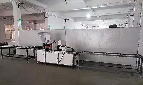 工业铝型材自动锯