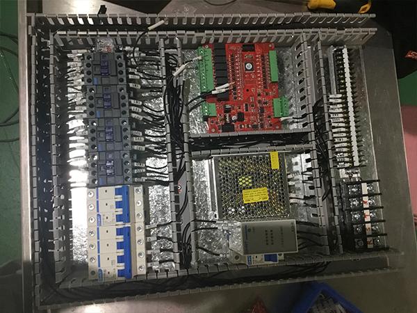 快速模具炉电路板组装