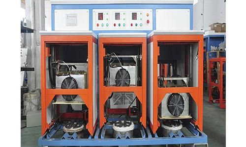 模具电磁加热炉机架