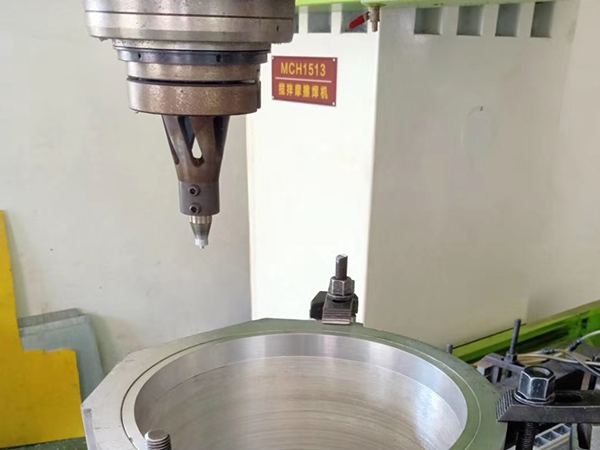 铝型材摩擦焊接法的焊接工艺-科鼎数控